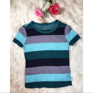 Urban Outfitters   BDG Striped T-Shirt
